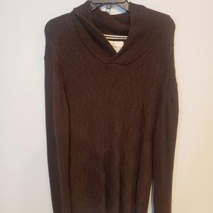 Mens Weatherproof Sweater